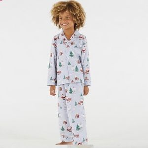 Christmas Pottery Barn Pajama Set